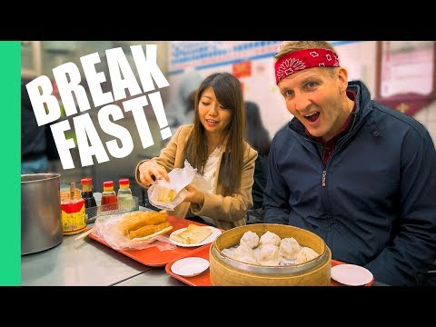 Best BREAKFAST in Taipei! You've been doing breakfast WRONG this whole time!!