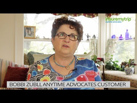 InsureMyTrip travel insurance customers have access to a unique service designed to save them time and money with claims assistance before, during, and after their trip. Hear Bobbi's story on how this program helped her after getting sick on a cruise.