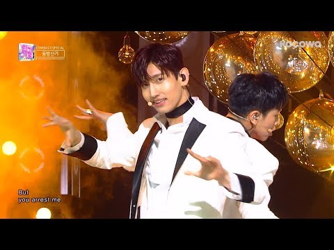 TVXQ - The Chance of Loveㅣ동방신기 - 운명 [Inkigayo Ep 951]