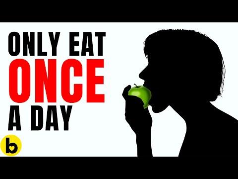 Забавен метаболизам, бројни здравствени проблеми - што ако јадете само еднаш дневно?