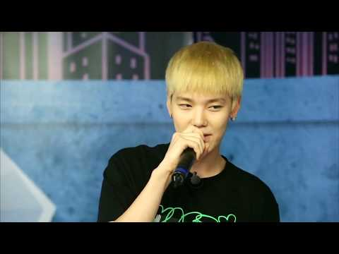 TRY NOT TO FANGIRL CHALLENGE - ZELO VERSION
