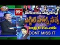 99 TV Exit Poll Survey | #Promo | #TelanganaElections2018 | #Exitpollsurvey | 99 TV Telugu