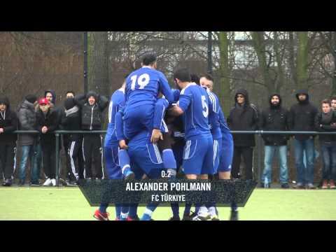 Tor von Alexander Pohlmann (FC Türkiye) | ELBKICK.TV
