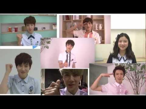130326 2013 S/S IVY CLUB Making Film EXO-K & Kim You Jung Part 1