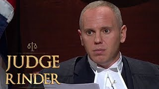 Judge Rinder Is Disgusted With How Much Child Support a Father Owes | Judge Rinder