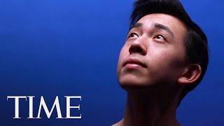 Vincent Zhou Makes Olympic History By Landing A Quadruple Lutz   Meet Team USA   TIME