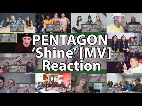 PENTAGON(펜타곤) - 'Shine' [MV]