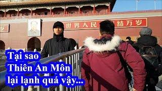 Bị chơi 1 vố đau ở Thiên An Môn nên hai lúa về ăn Buffet 5 sao tại Bắc Kinh và cái kết cười té ghế