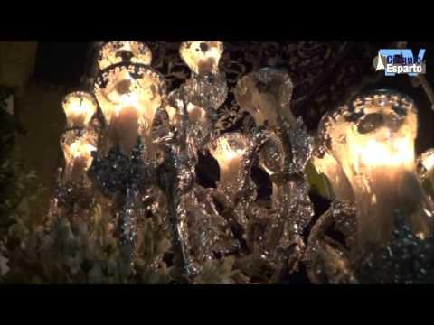 Salida Extraordinaria de la Hiniesta en la Iglesia de San Martín 2015 - Cíngulo y Esparto TV