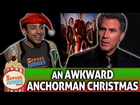 An Awkward Anchorman Christmas - Smashpipe Film