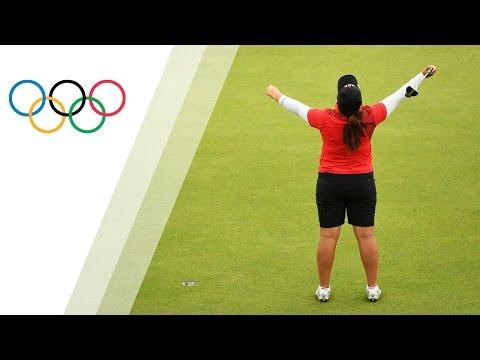 Park wins women's golfing gold