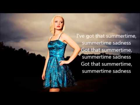Baixar Summertime Sadness - Lana del Rey by Madilyn Bailey Lyrics