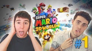 I LOVE THIS GAME | Super Mario 3D World