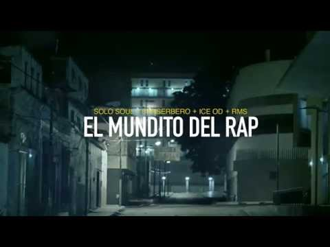Canserbero Feat. Solo Soul IceOd  Mcklopedia - El Mundito del Rap