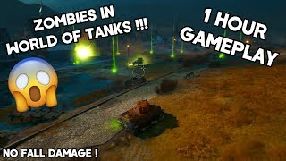 World of Tanks: Dark Front 1 Hour Gameplay (4K UHD + 60FPS)