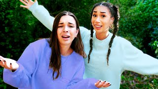 24 HOURS IN THE FOREST WITH PIERSON! | MyLifeAsEva