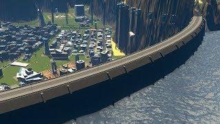 When City Planning in Cities Skylines floods Atlantis