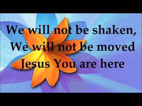 Бог за нас воюва, Той е откъм нас