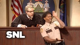 Maine Justice with Jamie Foxx - SNL