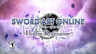 Sword Art Online: Hollow Realization - Launch Trailer