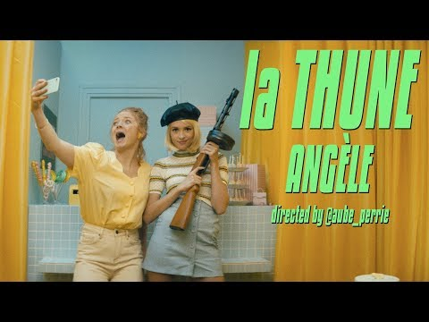 Angèle - La Thune [CLIP OFFICIEL]