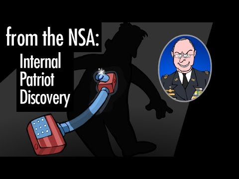 From the NSA:  Internal Patriot Discovery