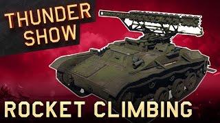 Thunder Show: ROCKet Climbing