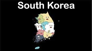 South Korea/South Korea Geography/South Korea Country