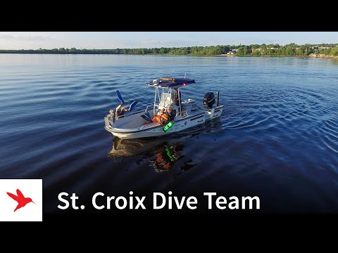 St Croix Dive Team Short Promo Interview