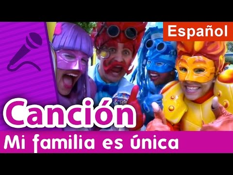 Bin Ban Banda es lo mejor - Mi Familia es única - Video oficial