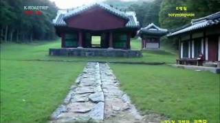 K-ROADTRIP KOREA culture Soryeongwon 소령원