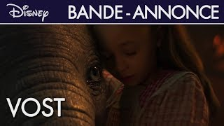 Dumbo :  bande-annonce VOST