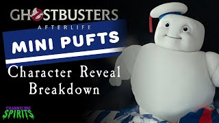 Ghostbusters: Afterlife-Mini Pufts Character Reveal Breakdown