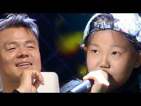 무대를 초토화 시킨 '10살' 이가도의 'Something New' |《KPOP STAR 6》 K팝스타6 EP01