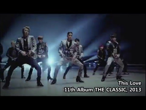 SHINHWA All Music Videos (1998-2015)