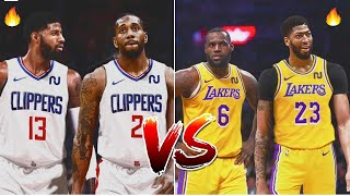 Lakers vs Clippers: Who's the BEST Team in Los Angeles? | Kawhi Leonard & Paul George TRADE!