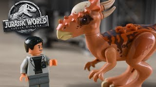 Stygimoloch Breakout Set! Jurassic World 2 Lego Set - Review/Build