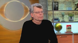 "Stephen King on ""The Outsider"" and where he gets his story ideas"