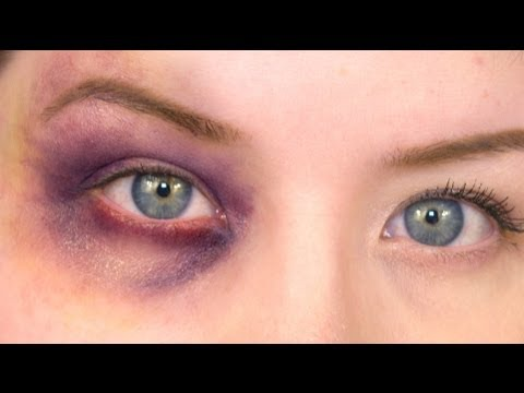 Fx Makeup Series Black Eye Youtube