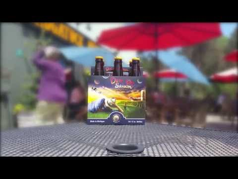 Daze on Saison | Summer Seasonal from Saugatuck Brewing Co. | #SummerDaze