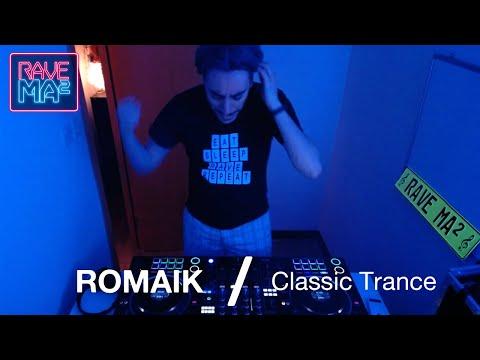 ROMAIK at MAMA Radio