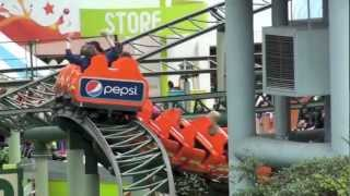 Nickelodeon Universe - Mall of America - 2013