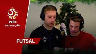 Łączy Nas Futsal. Sebastian Leszczak.
