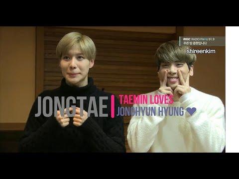 [SHINee Jongtae] Taemin loves Jonghyun hyung