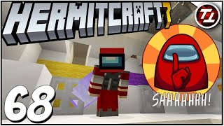 Among Us in Survival?! - Hermitcraft 7: #68
