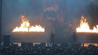 Slayer live at Mohegan Sun, Raining Blood