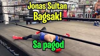 Napikon, jonas Sultan vs Eumir Marcial sparring lll