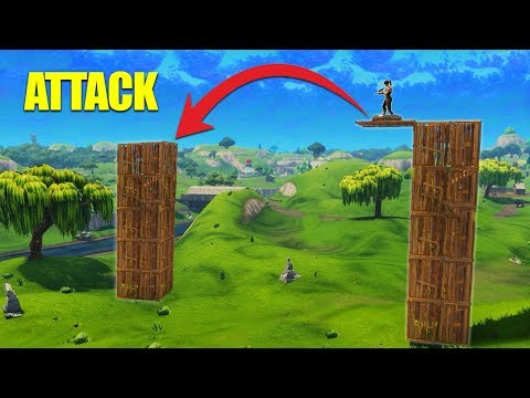 The BEST Way To Attack Forts! [Fortnite]