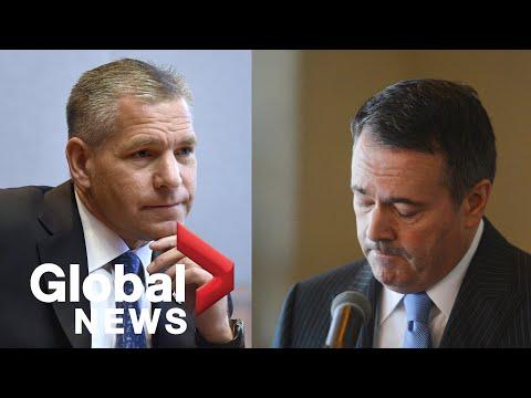 Coronavirus outbreak: Alberta and TC Energy reach agreement on Keystone XL pipeline project | FULL
