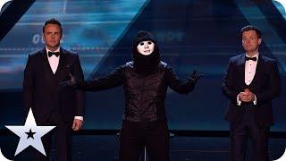 Masked magician X finally reveals their true identity | The Final | BGT 2019